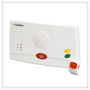 analoges Hausnotrufgerät Gloria+ mit Sender