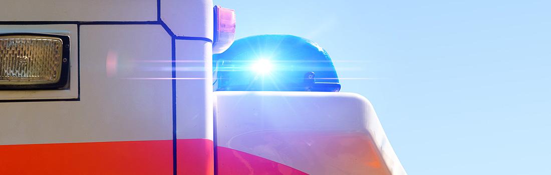 Notrufdienst Hausnotruf Einsatzfahrzeug